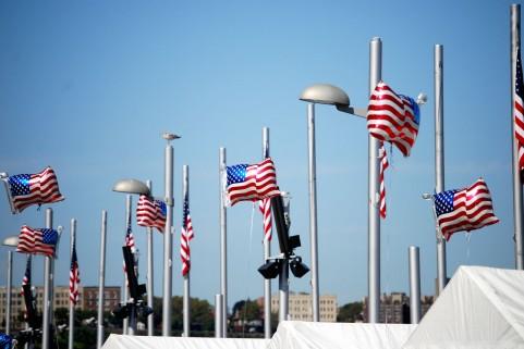 アメリカ国旗イメージ