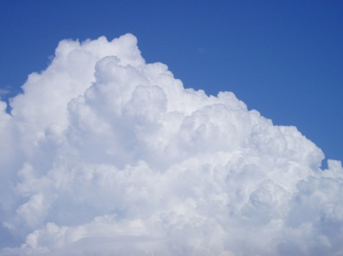 入道雲イメージ