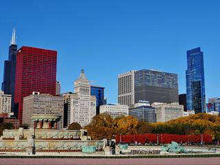 シカゴの町イメージ