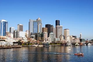 シアトル街並みイメージ