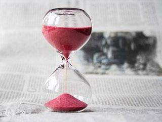 砂時計イメージ