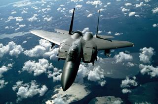 防衛戦闘機イメージ