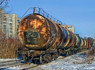 ウクライナ汽車