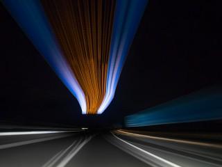 夜スピードイメージ