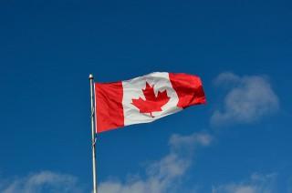 カナダ国旗イメージ