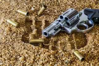 拳銃イメージ