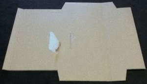 角2封筒自作用型紙(不用段ボール)