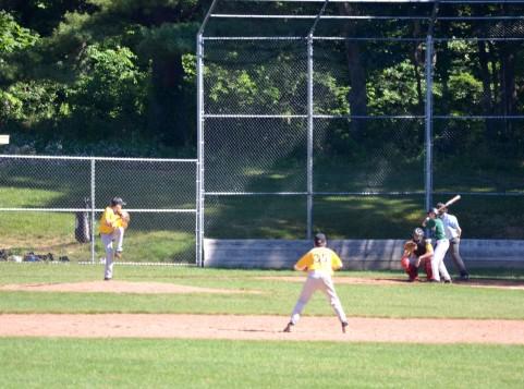 野球試合イメージ