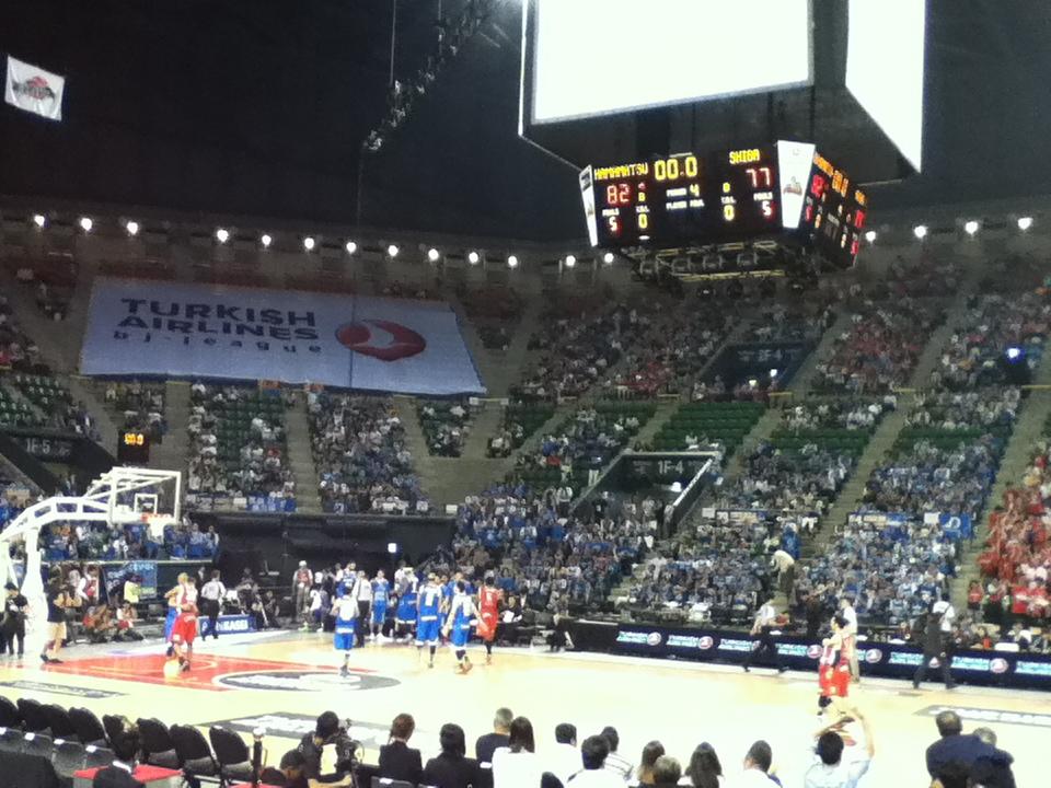 浜松・東三河フェニックス勝利