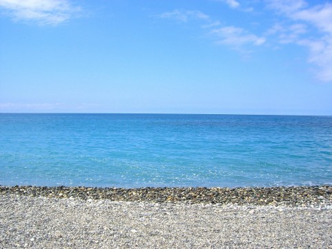 青い海岸イメージ