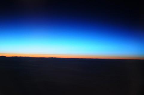 地平線イメージ