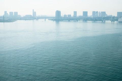 街と海イメージ