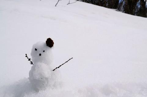 雪だるまイメージ