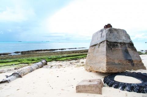 砂浜イメージ