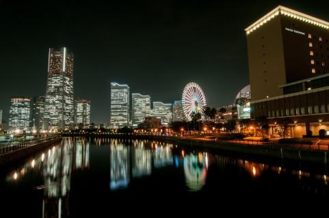 横浜夜景イメージ