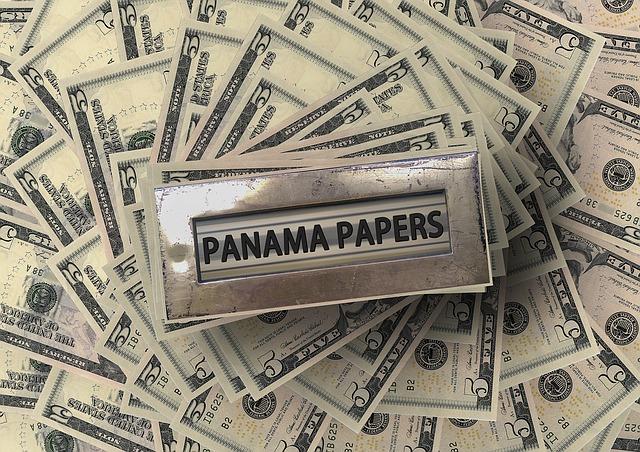 パナマお金イメージ