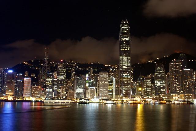 香港夜景イメージ