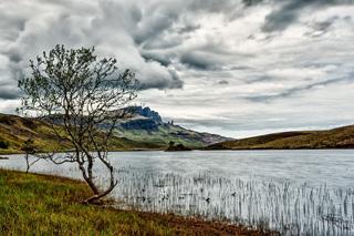 スコットランド空イメージ