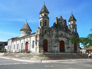 ニカラグア教会イメージ