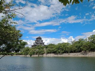 広島城イメージ
