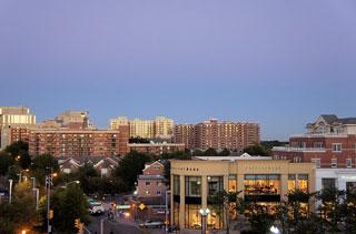 アーリントンの町イメージ