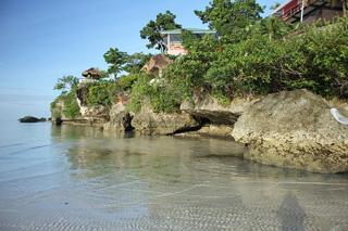 フィリピンリゾートビーチ