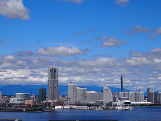 横浜の街イメージ