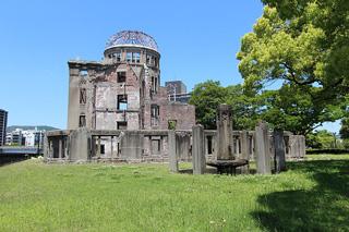 広島原爆ドームイメージ