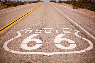 ルート66カリフォルニア