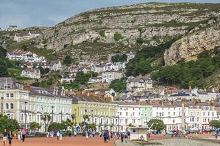 ウェールズの街イメージ