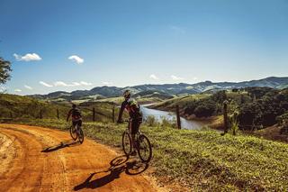 ブラジル自転車イメージ