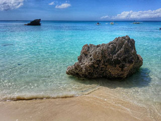 フィリピンの海イメージ