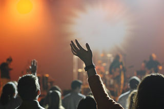 観客エキサイトイメージ