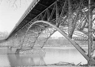 フィラデルフィアの橋イメージ