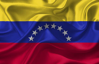 ベネズエラ国旗イメージ