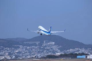 大阪飛行機イメージ