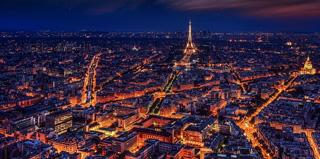 パリの夜イメージ