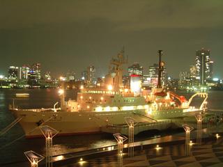 東京港イメージ