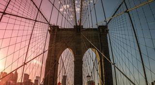 マンハッタン橋イメージ