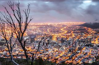 南アフリカの街イメージ