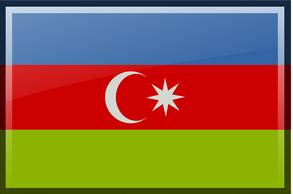 アゼルバイジャン国旗