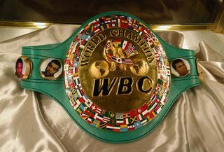 WBCベルトイメージ