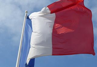 フランス国旗イメージ