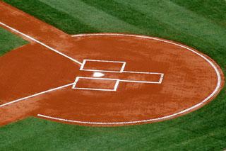 野球ホームプレート