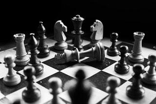チェスボードイメージ