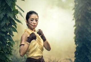 タイボクシングイメージ