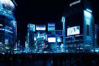 東京渋谷イメージ