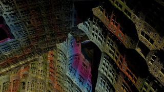 スラム街イメージ