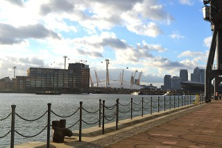ロンドンO2アリーナ
