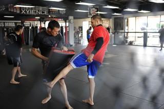 キックボクシングイメージ